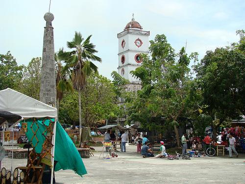 Municipio de Mariquita en el departamento del Tolima.