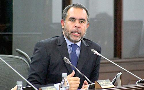 El Senador Armando Benedetti.