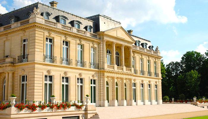 Sede de la OECD en París.