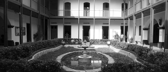Conservatorio del Tolima en la ciudad de Ibagué.