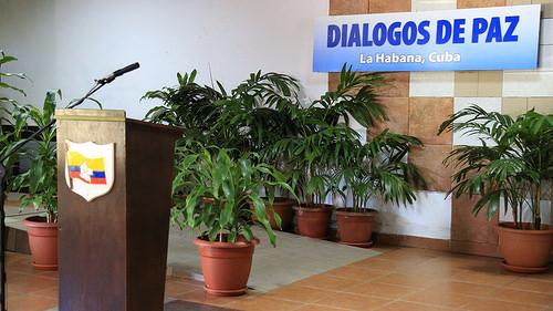 Palacio de convenciones en La Habana, Cuba
