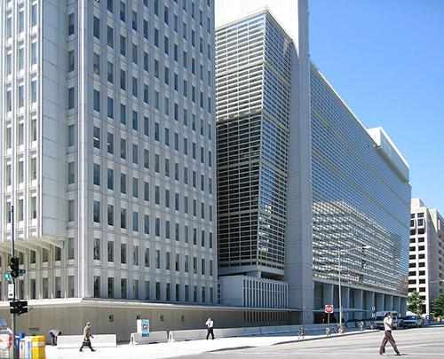 Sede del Banco Mundial en Washington D. C.