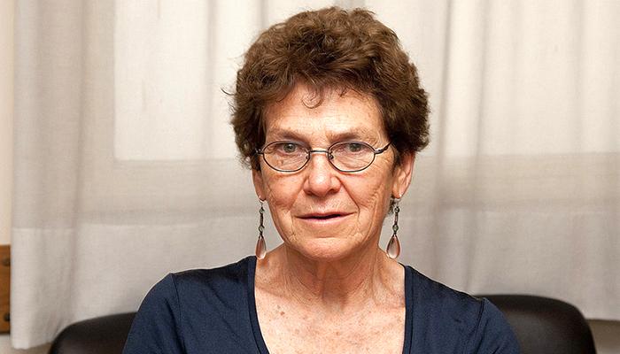 La socióloga argentina Elizabeth Jelin.