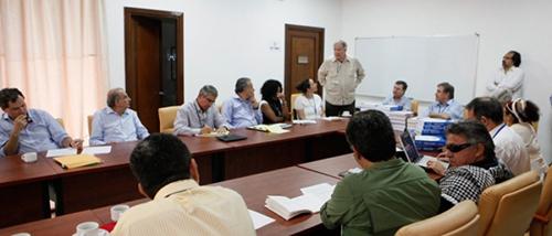 Delegaciones de Paz del Gobierno Nacional y de las FARC.