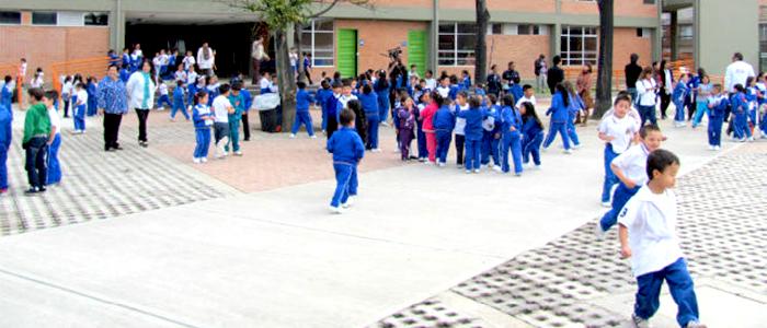 Colegio Venecia Nuevo Muzu en Bogotá.