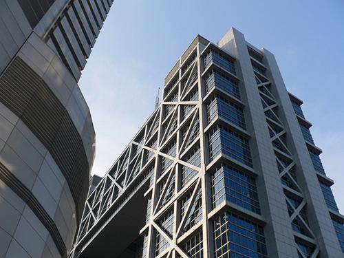 Bolsa de valores de Shanghai.