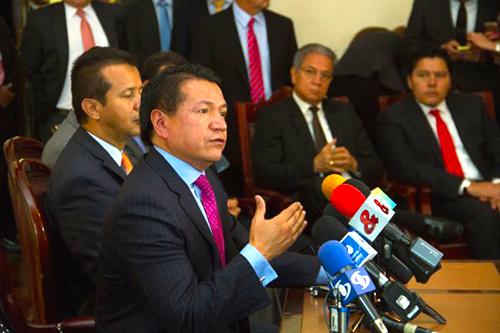 El Defensor del Pueblo presenta proyecto de ley de reforma a la acción de tutela.
