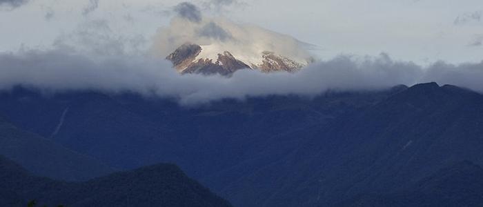 Nevado del Tolima.