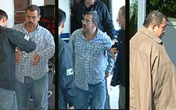 """Extradición de Diego Fernando Murillo alias """"Don Berna"""", en el año 2008."""