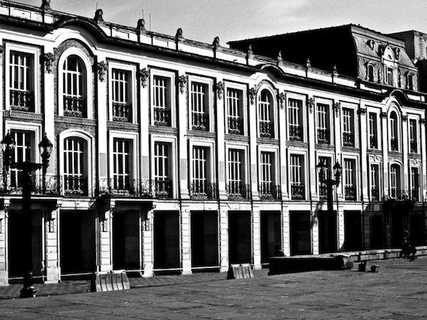 Palacio Liévano, sede de la Alcaldía Mayor de Bogotá.
