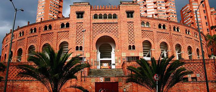 Plaza de Toros La Santamaría.