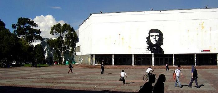 Universidad Nacional de Colombia, Sede Bogotá.