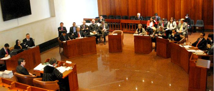 Tribunales del Consejo de Estado.