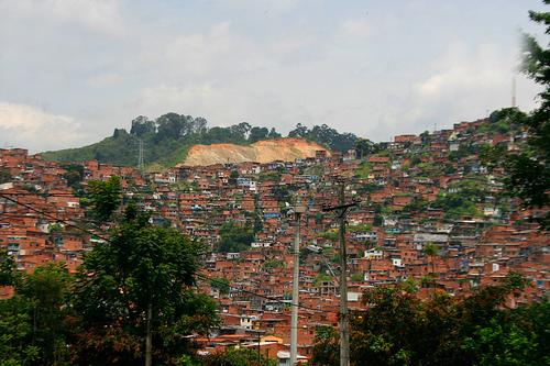 Comuna 13 de Medellín, Antioquia.