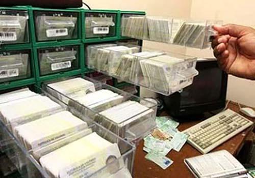 Alrededor de 1'900.000 cédulas fueron anuladas por el CNE ante el cambio sospechoso de puestos de votación.