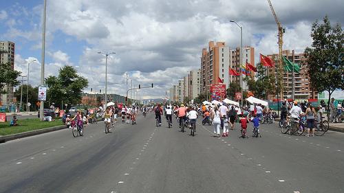 El Transmilenio por la Avenida Boyacá todavía es un proyecto sin ejecución.