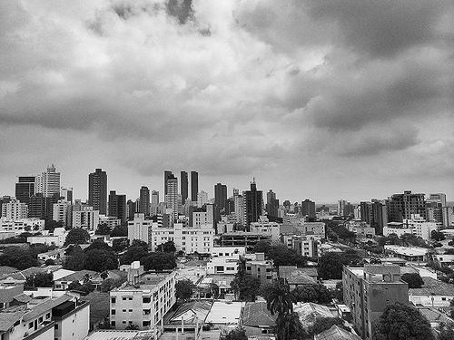 Barranquilla, capital del departamento del Atlántico.