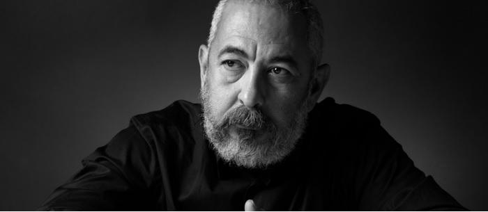 El escritor cubano, Leonardo Padura.