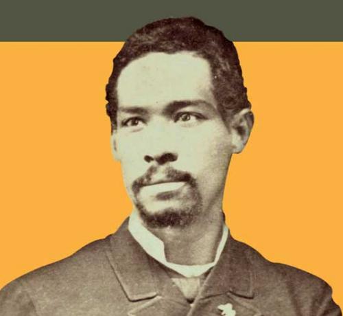 El poeta momposino Candelario Obeso.