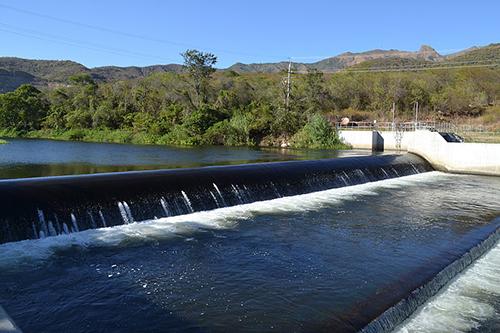 Presa El Cercado, Proyecto Río Ranchería en La Guajira.