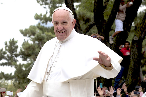 El papa Francisco publicó la encíclica Laudato Si' con el propósito de influenciar la COP21.
