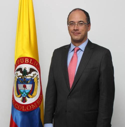 El actual presidente de Ecopetrol, Juan Carlos Echeverry.