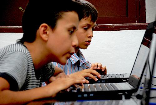 Aulas con acceso a internet en San Gil, Santander.