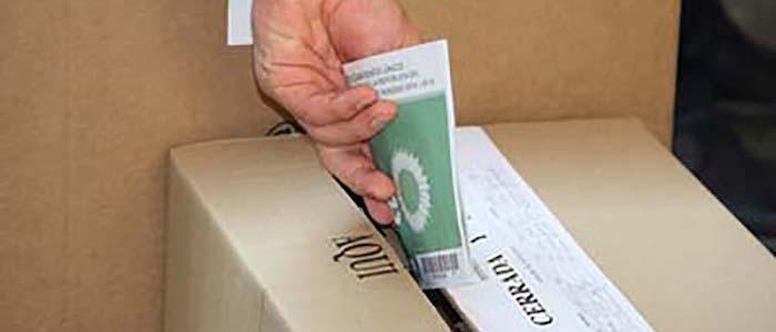 El Plebiscito tiene el propósito de consulta la ciudadanía sobre asuntos de política estatal.
