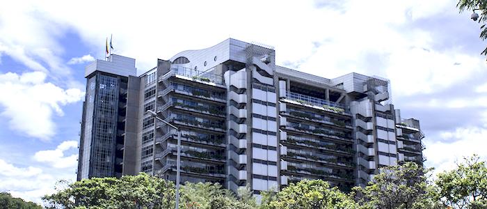 Edificio inteligente de EPM en Medellín