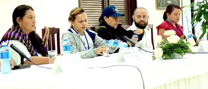 Tercera Delegación de Género y LGBTI en el marco de los Diálogos de Paz en La Habana, Cuba.