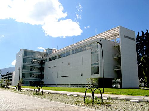 Edificio de Ciencia y Tecnología de la Facultad de Ingeniería de la Universidad Nacional, Sede Bogotá