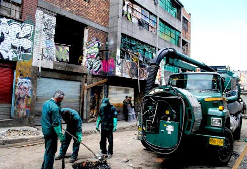 El Ex-alcalde Gustavo Petro había puesto en acción un plan de seguridad concentrado en 75 zonas críticas, la Policía Nacional nunca se adhirió al plan.