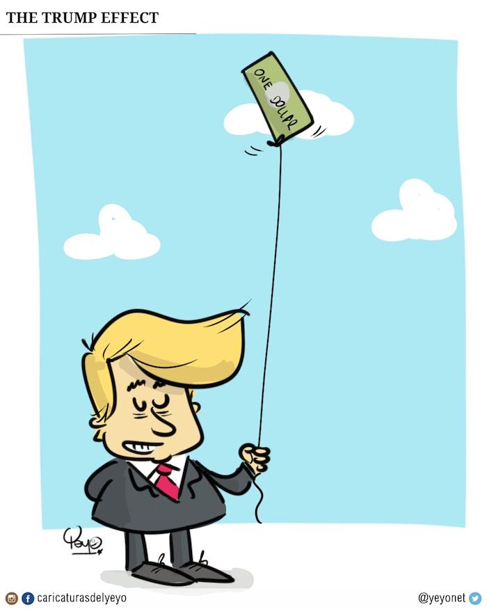 el triunfo de Trump