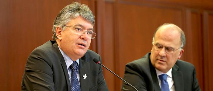 Conferencia frente a la Reforma Tributaria que enfrentará la economía del país.