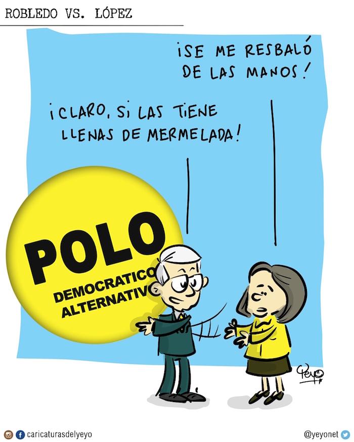 Robledo vs. López
