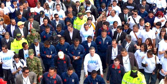 Marcha de Santos