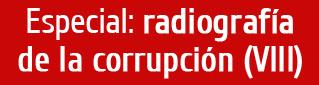 Especial radiografia de la corrupción VIII