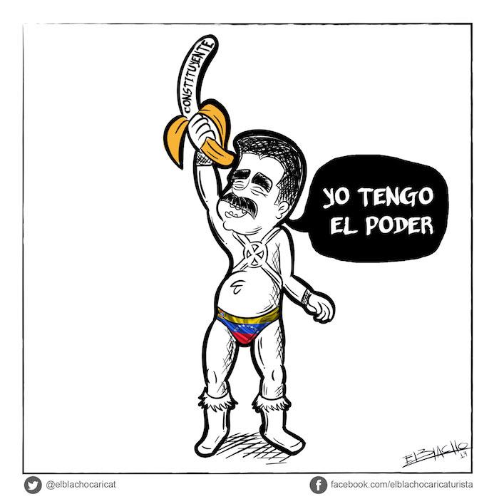 El poder de Maduro