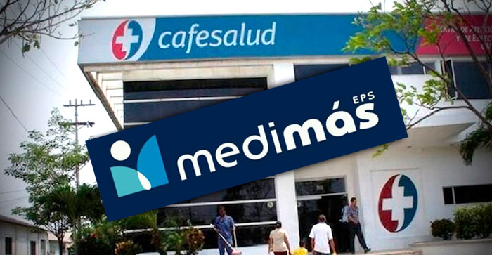 Venta de Cafesalud da paso a Medimás.