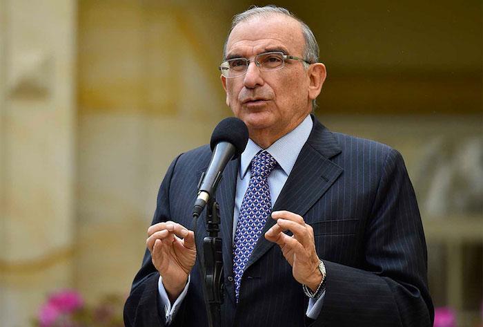 Candidato presidencia, Humberto de la Calle