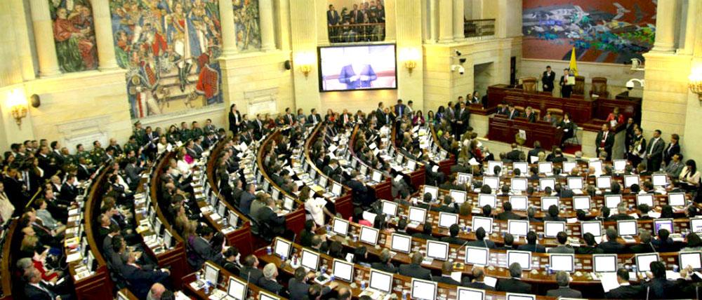 Tribunal de Aforados, en la agenda legislativa Comisión Primera del Senado.