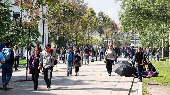 Universidad Nacional de Colombia.