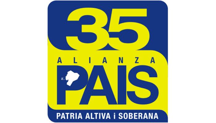 Movimiento político ecuatoriano, Alianza PAÍS.