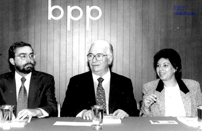 Expresidente, Belisario Betancur.