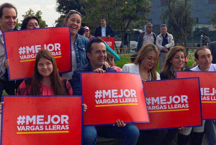 Campaña presidencial de Germán Vargas Lleras.