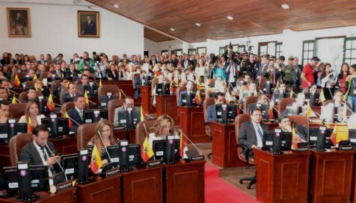 Concejo de Bogotá aprobó cupo de endeudamiento