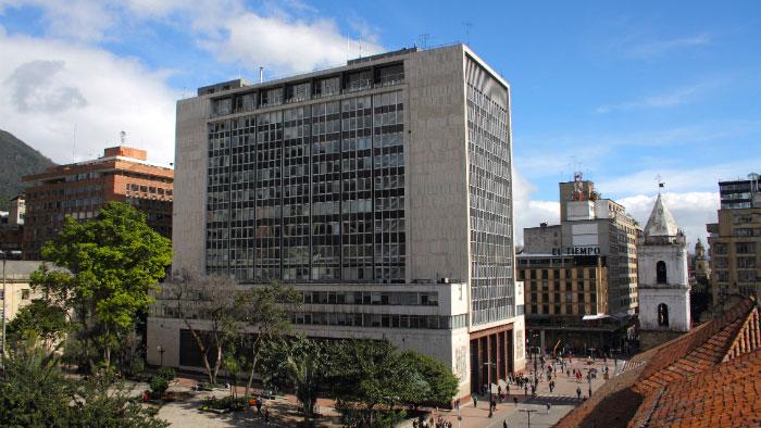 Edificio del Banco de la República