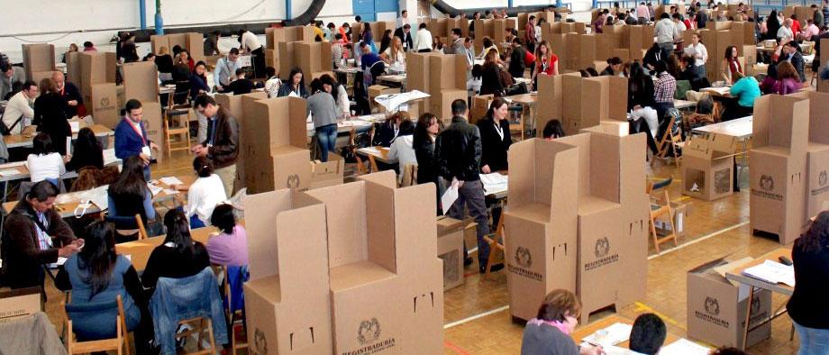 Elecciones en Colombia se ven afectadas por las encuestas