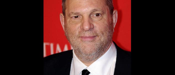 Harvey Weinstein, productor de cine.