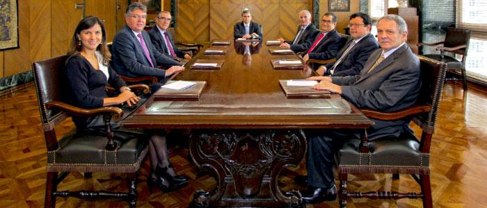 Junta directiva del Banco de la República
